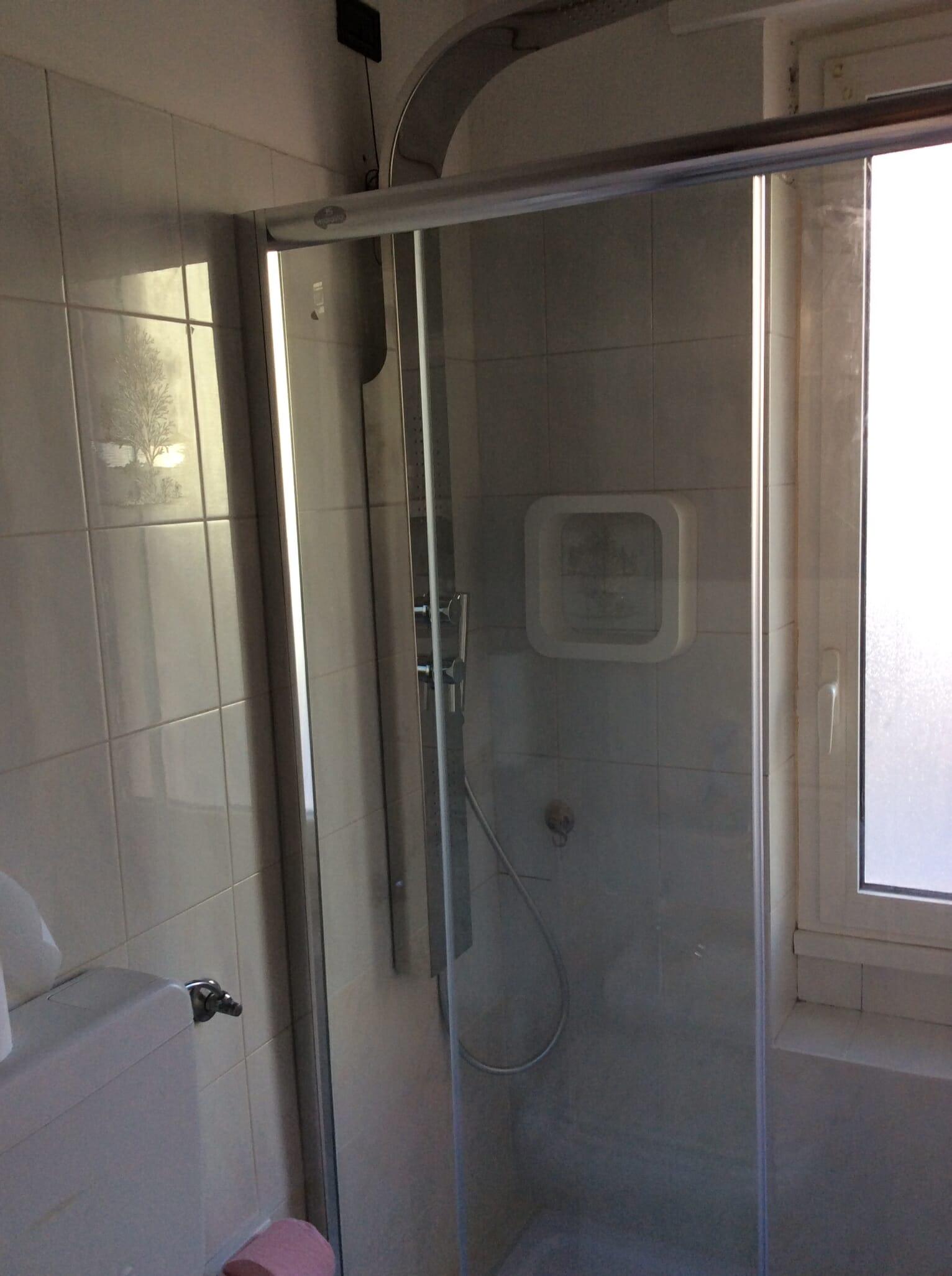 italia docce foto trasformazione vasca in doccia