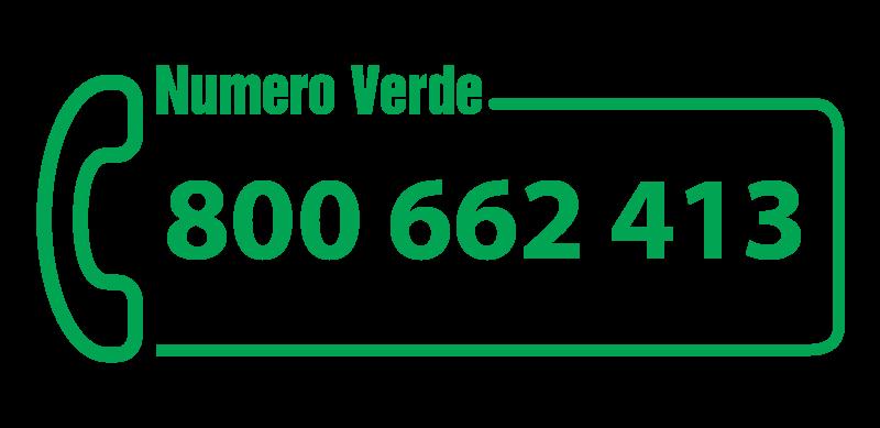 numero verde italia docce e bagni